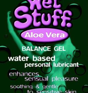 Wet Stuff Plus with Aloe Vera 90g