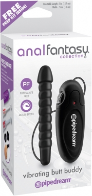 Anal Fantasy Vibrating Butt Buddy