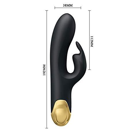 Pretty Love Double Pleasure Premium Vibrator
