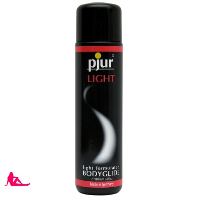 Pjur Light Silicone Bodyglide 100ml